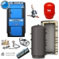 Mobile Preview: Atmos Holzvergaser Paket DC 22 GSE Holzkessel Pufferspeicher 1500 Liter Laddomat
