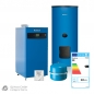 Mobile Preview: Buderus Paket GB102S 30 kW Gasbrennwert Kessel Logalux Speicher RC200