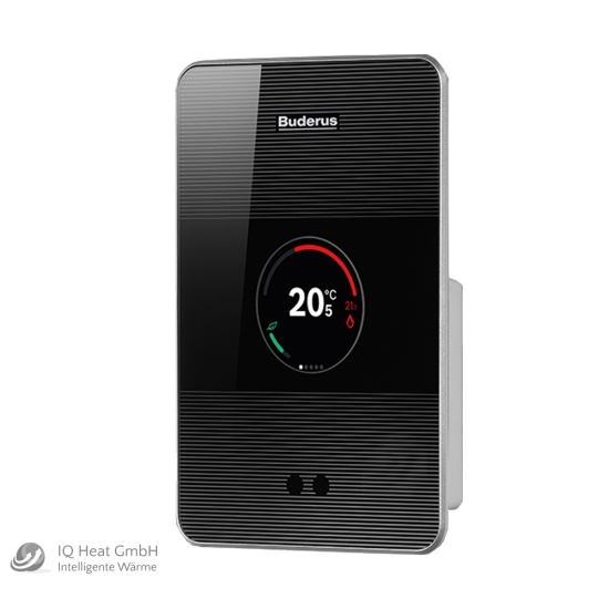 Buderus Regelung Logamatic TC100.2 Titanium App Touch smarthome Heizung