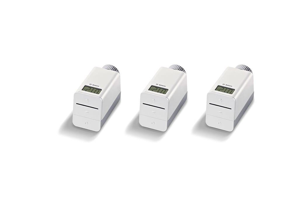 buderus junkers bosch smart home heizung starter paket basisset heat store. Black Bedroom Furniture Sets. Home Design Ideas