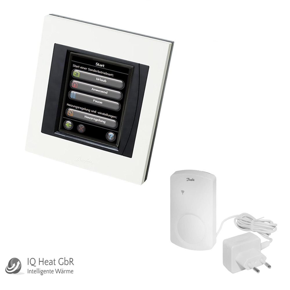 danfoss link smarthome nsu aufputz zentralregler cf ru signalverst rker heat store. Black Bedroom Furniture Sets. Home Design Ideas