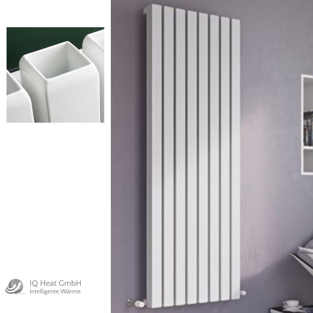 design r hrenradiator vertikal dupo vierkant r hrenheizk rper heizwand heizung heat store. Black Bedroom Furniture Sets. Home Design Ideas