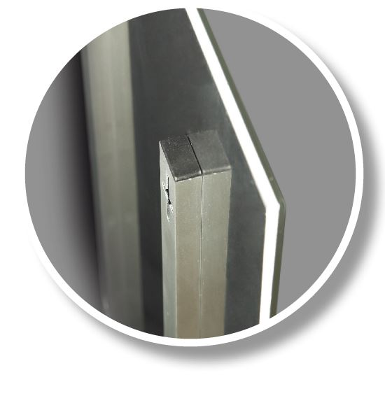infrarotheizung spiegel paneel infrarotheizk rper elektro. Black Bedroom Furniture Sets. Home Design Ideas