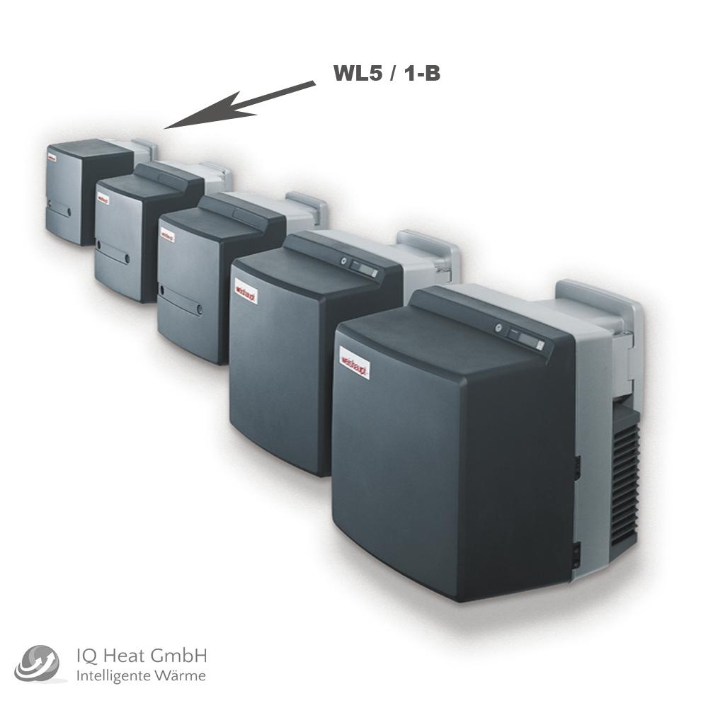 weishaupt lbrenner wl5 2 b mit stellantrieb 25 55 kw einstufig heat store. Black Bedroom Furniture Sets. Home Design Ideas