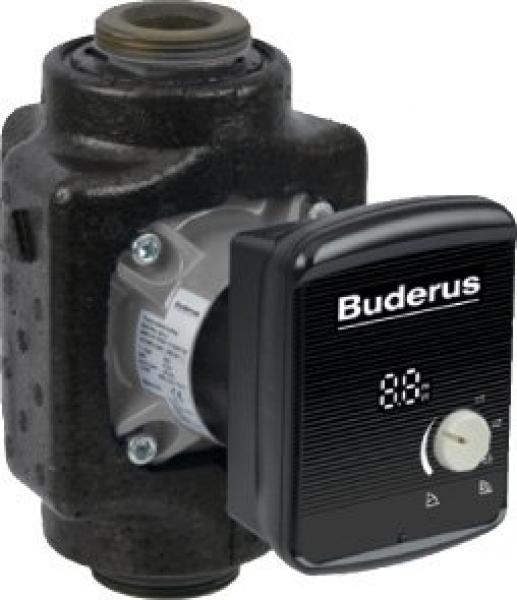 buderus logafix bue    pumpe hocheffizienz