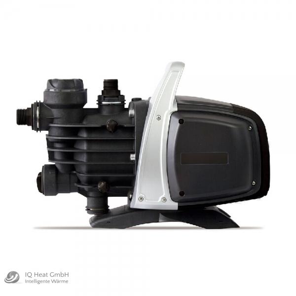 iwater pumpe ecojet 4 50 kunststoff 3 8m 4 5 bar gartenpumpe jetpumpe heat store. Black Bedroom Furniture Sets. Home Design Ideas