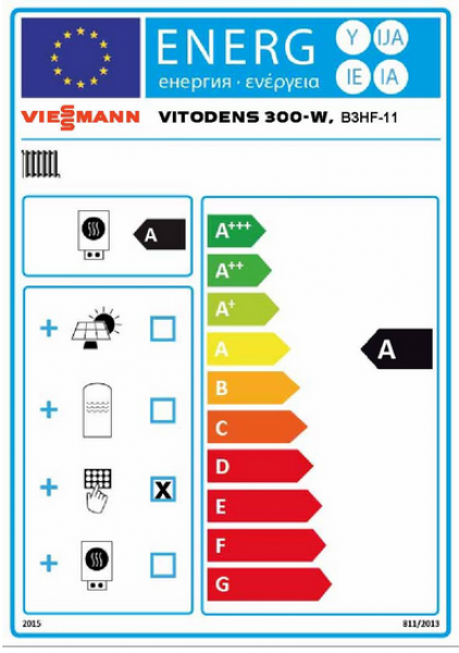 Viessmann Vitodens 300-W 1,9 - 11 kW Gasbrennwertgerät Therme Kessel ...