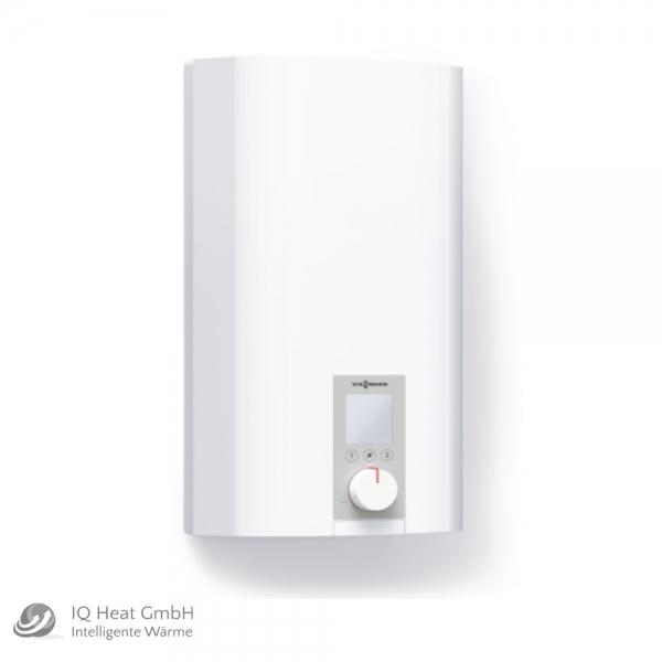 viessmann vitotherm ei2 elektro durchlauferhitzer vollelektronisch 18 21 24 kw heat store. Black Bedroom Furniture Sets. Home Design Ideas